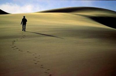Storie del deserto. Pacomio e l'angelo Azraele (Luca Desiato)