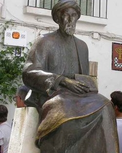Maimonide (1135 – 1204) (Salomon Malka)