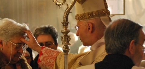 Il sacramento dell'unzione degli infermi