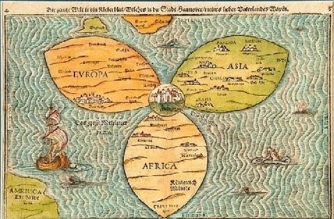 Gerusalemme centro del mondo? (Gregorio Aslanoff)