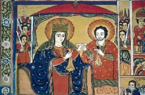 La preghiera dei cristiani di Etiopia (seconda parte) (Ugo Zanetti)