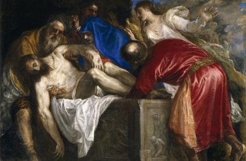 9. Sepoltura di Gesù