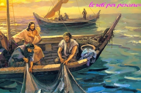 La pesca  nel lago di Galilea al tempo di Gesù:   Parte  seconda