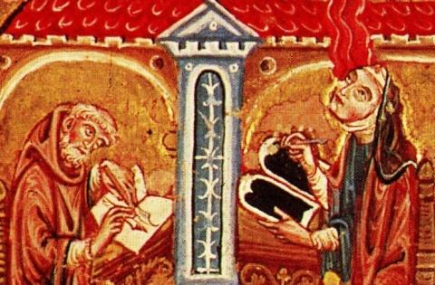 Ildegarda di Bingen (1098-1179)