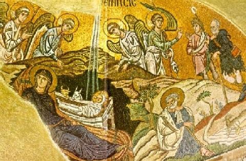 Maria «officina» dell'Incarnazione (San Basilio Magno)