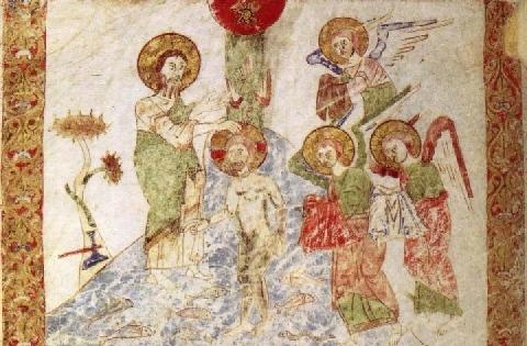 Il sacramento del battesimo