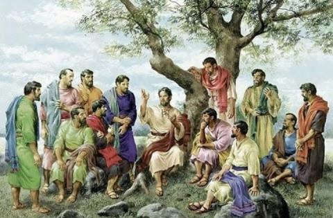 La nostra conversazione è in cielo ( Filip 3,20)