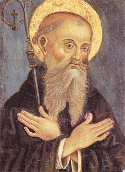 Una europa monastica andr vaucher - Vi metto a tavola san benedetto ...