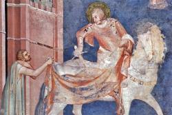 Ch. Inf. di San Francesco, Capp.di San Martino, Assisi