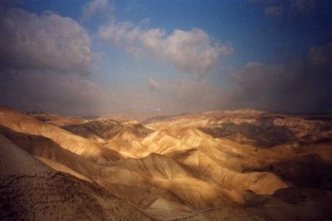 Attraverso il deserto ... nella terra promessa