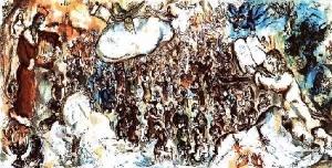 Esodo (Marc Chagall)