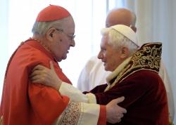Benedetto XVI si dimette: «Lascio il 28 febbraio, non ho più le forze»