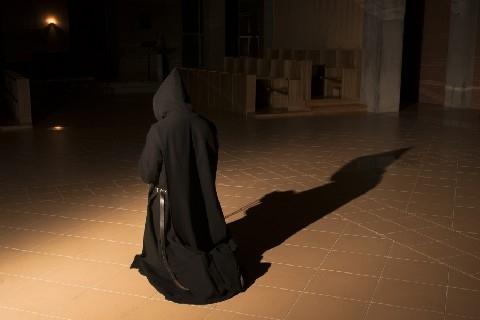 La preghiera (Carlo Morandin)