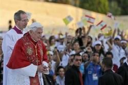 La visita del Santo Padre in Libano 14-16 settembre 2012 (P. Fadi Rahi, C.Ss.R.)