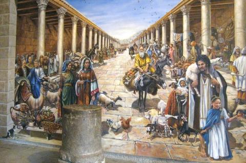 Il controllo della pesca da parte dei Poteri, ai tempi di Gesù