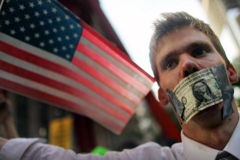 Occupy Wall Street diventi un modello per l'Italia