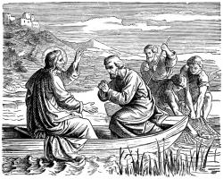 Anno C – III Domenica di Pasqua