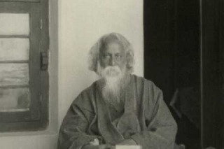 In disperata speranza la vado cercando... (Radindranath Tagore)