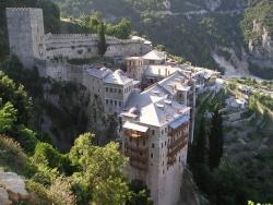 Dalla terra al cielo. Il Monte Athos (Jean-François Colosimo)