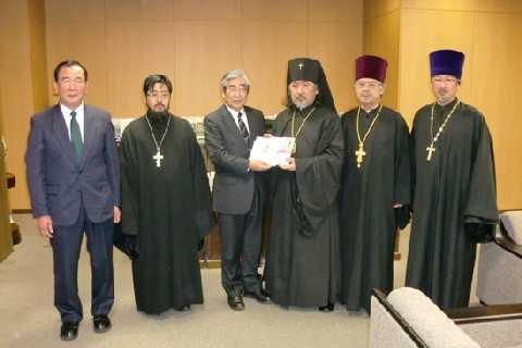 XXV. La Chiesa Ortodossa del Giappone