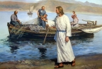La pesca al tempo di Gesù, nel lago di Galilea