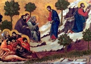 La preghiera di Gesù nel Vangelo di Luca (Sr. Germana Strola o.c.s.o)