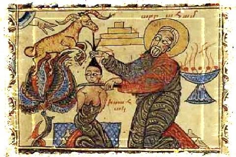 Le dévoilement de l'imaginaire d'Abraham (Marie Balmary)