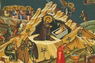 L'Icona di Natale (P. Fadi Rahi, C.Ss.R.)