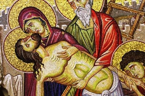 La morte di Gesù nel vangelo secondo Luca (Luciano Manicardi)