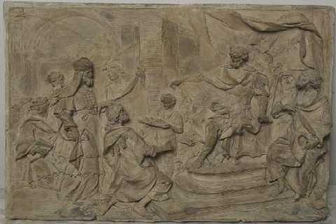 Josias le roi réformateur (Philippe Abadie)