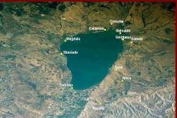 I luoghi della pesca nel lago di Galilea ai tempi di Gesù