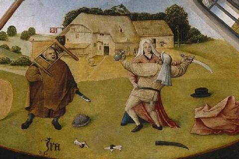Dei vizi e delle virtù. L'ira (Cettina Militello)