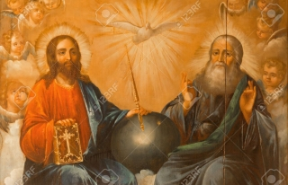 Santissima Trinità  –  Domenica 27 maggio 2018 -