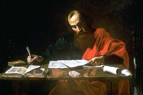 Lettera a San Paolo (Dom Giacomo Brière o.c.s.o.)
