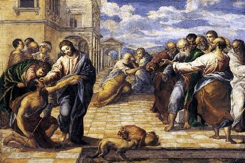 I Sacramenti - L'unzione dei malati