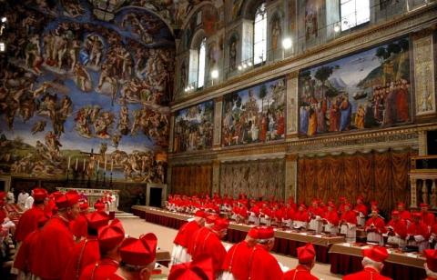 La Chiesa si prepara al Conclave