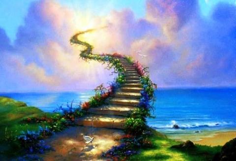 I dodici gradini dell'umiltà. Il primo gradino