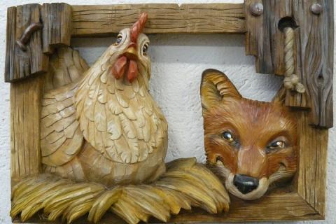 Libertà della volpe e libertà delle galline