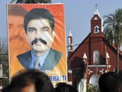 La morte di un martire cristiano
