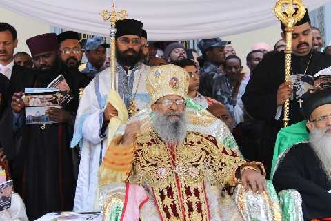 Etiopia: l'intronizzazione del Patriarca Mathias