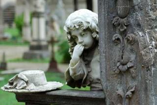 Riposo eterno (Faustino Ferrari)