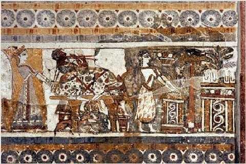 La naissance des dieux. Quand les dieux étaient déesses (Djénane Kareh Tager)