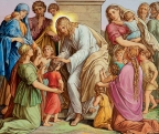 Traccia per una riflessione sulle Beatitudini (e sul Padre Nostro)
