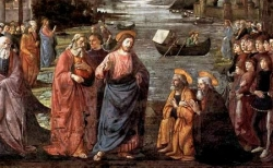 Il dolore dei discepoli di Cristo (Robert Scholtus)