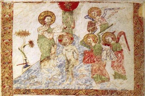 I Sacramenti - Il battesimo