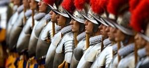 Il Giuramento della Guardia Svizzera Pontificia