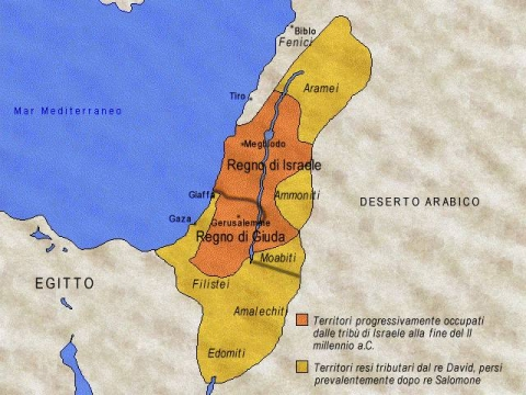 Il X secolo a.c.: epoca della Monarchia Unita? - Prima Parte