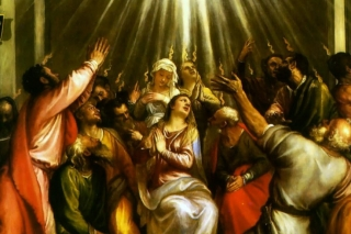 Solennità della Pentecoste  –  Domenica 20 maggio 2018 -