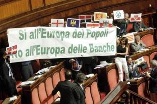 Fiscal Compact, l'usura è legge: la libertà dell'Italia è finita