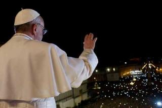 """Papa Francesco: elementi di """"rottura"""" di un'elezione (Faustino Ferrari)"""
